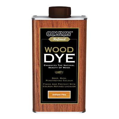 Colron Refined Wood Dye_250 2013